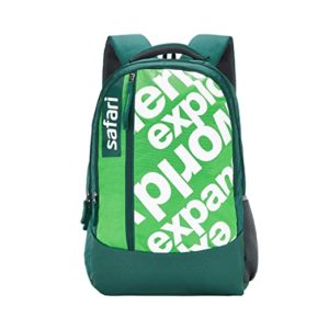 SAFARI 46 cms Green Casual School College Rs 659 amazon dealnloot