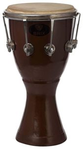SAMZHE Djembe Musical Instrument Percussion Hand Drums Rs 1335 amazon dealnloot