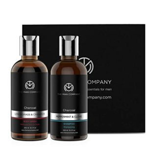 The Man Company Activated Charcoal Combo Pack Rs 599 amazon dealnloot