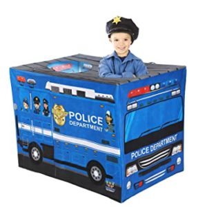 Webby Police Department Play Tent for Kids Rs 340 amazon dealnloot