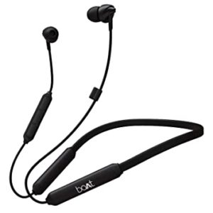 boAt 100 Wireless On Neck Bluetooth V5 Rs 1199 amazon dealnloot