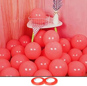 AMFIN Pack of 50 Pastel Colored Balloons Rs 109 amazon dealnloot