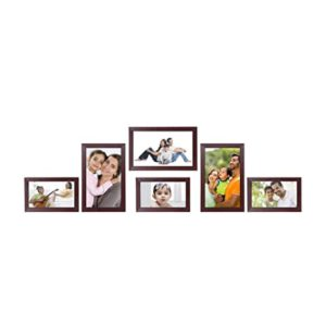 Amazon Brand Solimo Collage Photo Frames Set Rs 412 amazon dealnloot