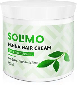 Amazon Brand Solimo Henna Hair Cream 300 Rs 138 amazon dealnloot