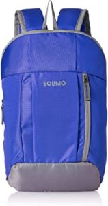 Amazon Brand Solimo Hiking Day Backpack 10L Rs 204 amazon dealnloot