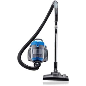 AmazonBasics Cylinder Bagless Vacuum Cleaner with Power Rs 3339 amazon dealnloot
