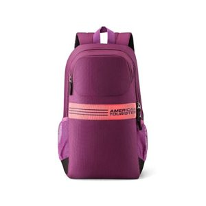 American Tourister Ace 22 Ltrs Magenta Casual Rs 399 amazon dealnloot