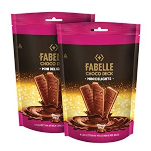 Fabelle Choco Deck Mini Delights Pack of Rs 200 amazon dealnloot