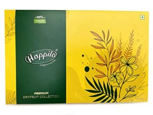 Happilo Celebration Dry Fruit Gift Pack 206P01 Rs 198 amazon dealnloot