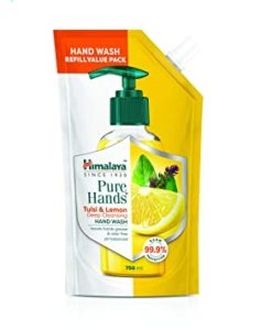 Himalaya Pure Hands Deep Cleansing Tulsi and Rs 89 amazon dealnloot