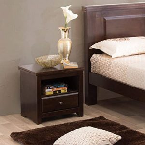 Home Centre Emily Drawer Storage Nightstand Rs 2490 amazon dealnloot
