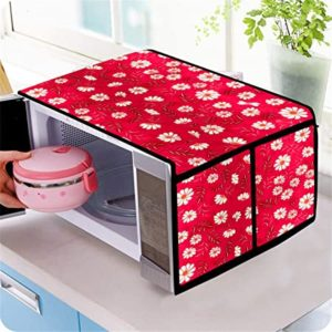 LOOMANTHA miles to go Printed Microwave Oven Rs 95 amazon dealnloot