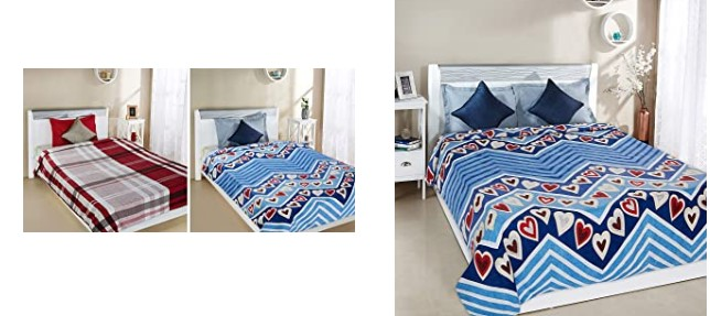 Amazon brand Solimo blanket