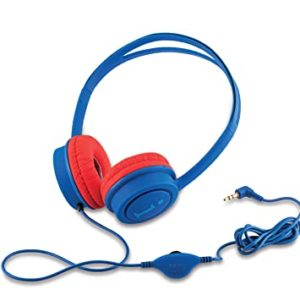 iBall Kids Star Kids Safe Wired Headphone Rs 299 amazon dealnloot