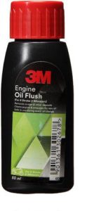 3M 2 wheeler Engine Oil Flush 3M Rs 62 flipkart dealnloot