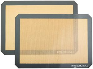 AmazonBasics Silicone Baking Mat Sheet Set of Rs 648 amazon dealnloot