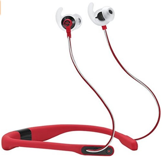 JBL Reflect Fit by Harman in-Ear Wireless Headphones with Heart-Rate Monitor