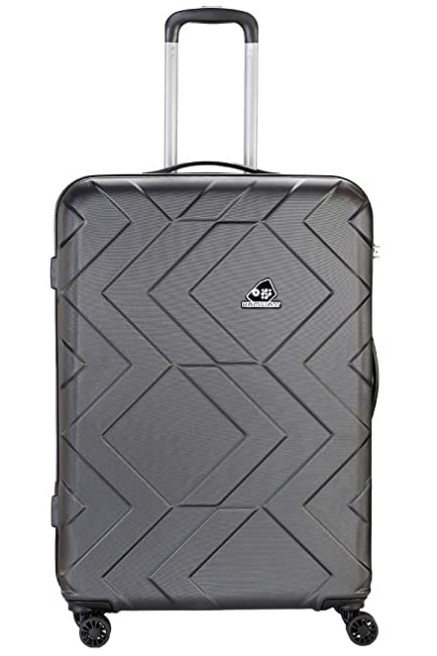 Kamiliant by American Tourister Kam Ohana ABS 33 cms Black Hardsided Check-in Luggage