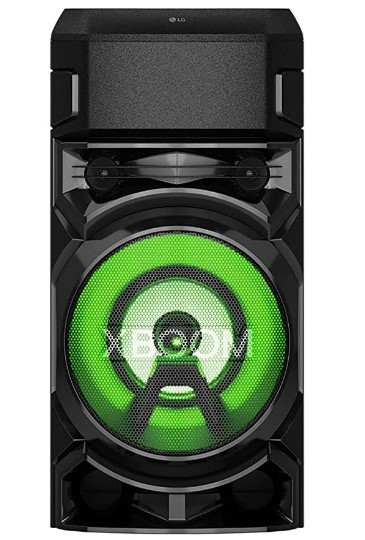 LG RN5 XBOOM Party Speaker with Bluetooth and Bass Blast