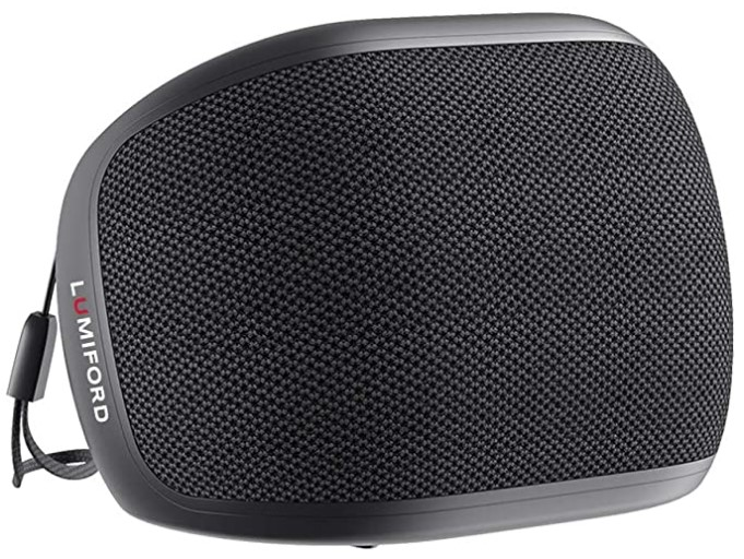 Lumiford GoMusic BT12 Wireless Bluetooth Speaker with Mic