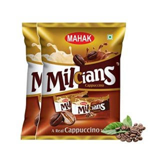 MAHAK Milcians Cappuccino Pouch Pack of 2 Rs 76 amazon dealnloot