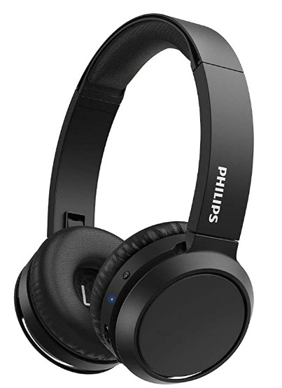 Philips Audio TAH4205 On-Ear Headphones with Bass Booster