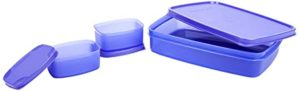 Signoraware Compact Lunch Box 1 05 litres Rs 132 amazon dealnloot