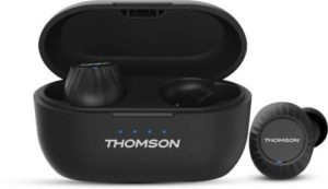 Thomson BTW 10 Bluetooth Headset Black True Rs 1299 flipkart dealnloot