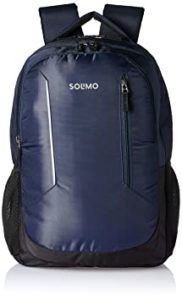 Amazon Brand Solimo Polyester Laptop Backpack for Rs 546 amazon dealnloot