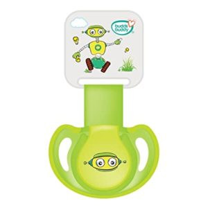 Buddsbuddy BB7039 Premium Pacifier with Ribbon and Rs 73 amazon dealnloot