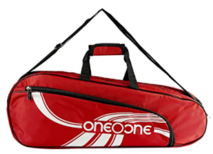 One O One - Lines Lite Collection Double Compartment Badminton/Tennis Kit Bag