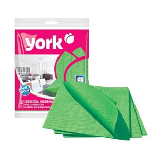 YORK Daily Cleaning Kitchen Household Cloth 3 Rs 77 amazon dealnloot