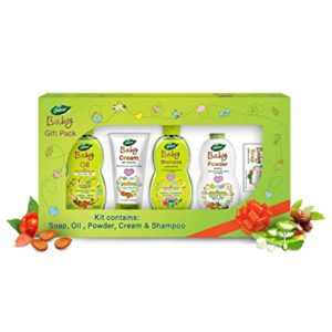Dabur Baby Gift Pack 5 pieces Daily Rs 400 amazon dealnloot