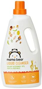 Mama Bear Plant Based Baby Liquid Cleanser Rs 222 amazon dealnloot
