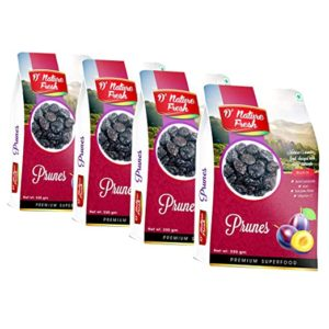 D nature Fresh Dried Pitted Prunes 1kg Rs 600 amazon dealnloot