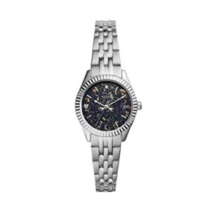 Fossil Scarlette Mini Analog Blue Dial Womens Rs 3325 amazon dealnloot