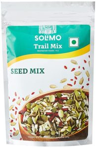 Amazon Brand Solimo Healthy Seed Mix 200g Rs 162 amazon dealnloot
