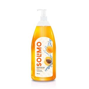 Amazon Brand Solimo Shower Gel Sweet Apricot Rs 213 amazon dealnloot