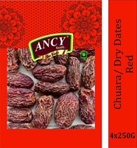 Ancy Dry Fruit Mall Red Dry Dates Rs 280 amazon dealnloot