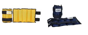 AurionAnkle Weights Combo Pack Total 18 kg Rs 545 amazon dealnloot