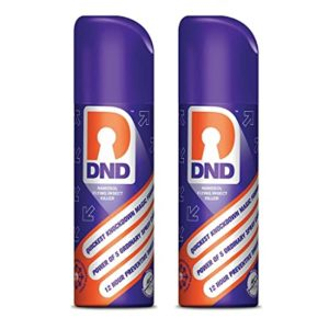DND Nanosol Flying Insect Killer Mosquito Repellent Rs 126 amazon dealnloot