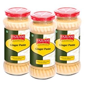 FAZLANI FOODS Ready to Use Ginger Paste Rs 115 amazon dealnloot