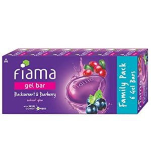 Fiama Gel Bar Blackcurrant and Bearberry 125g Rs 105 amazon dealnloot