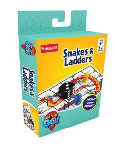 Funskool Games Travel Snakes Ladders The Classic Rs 91 amazon dealnloot