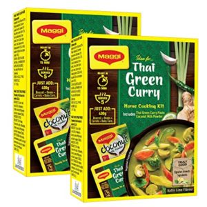 MAGGI THAI GREEN CURRY HOME KIT AUTHENTIC Rs 110 amazon dealnloot