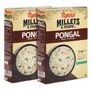 Manna Instant Millet Breakfast Ready to Eat Rs 99 amazon dealnloot