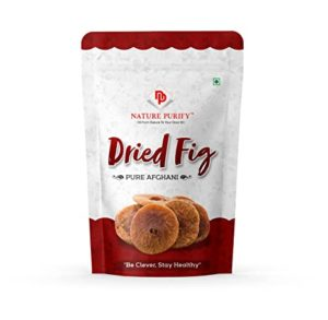 Nature Purify Afghani Anjeer Figs Afghanistan Dry Rs 695 amazon dealnloot