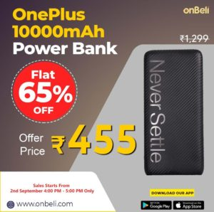 branded Smartphone accessories at upto 65% off