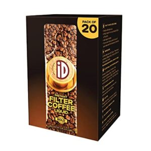 iD 100 Authentic Instant Filter Coffee Decoction Rs 120 amazon dealnloot