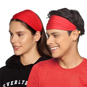 Boldfit Gym Headband for Men and Women Rs 99 amazon dealnloot